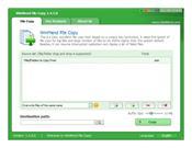 WinMend File Copy скриншот 1
