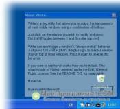 Скриншот Vitrite