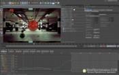 CINEMA 4D скриншот 2
