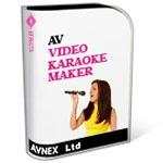 Программа для работы с музыкальными файлами Av video karaoke maker