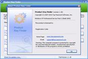KeyFinder скриншот 3
