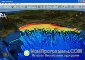 Скриншот Nasa world wind