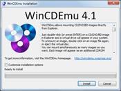 WinCDEmu скриншот 1
