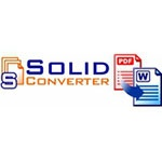 Программа для конвертации PDF-файлов Solid Converter PDF