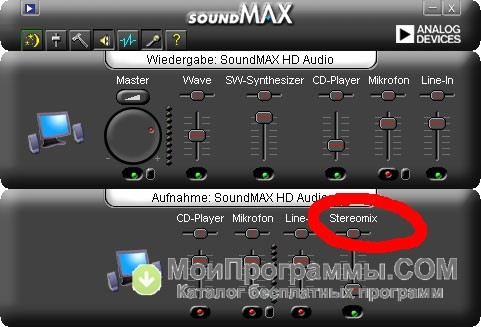 Soundmax Integrated Digital Audio Driver for Windows 7 32 bit, Windows 7 64 bit, Windows 10, 8, XP. Uploaded on 4/1/2019, downloaded 1449 times, receiving a 92/100 rating by 463 users.