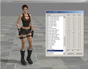 XNALara скриншот 4