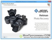 Скриншот Hetman photo recovery