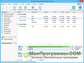 Скриншот EASEUS Partition Master