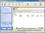 EASEUS Partition Master скриншот 3