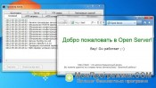 Open Server скриншот 2