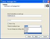 KeyLogger Net Plus скриншот 1