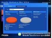 Panda для Windows 8 скриншот 3