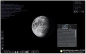 Stellarium скриншот 1