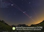 Stellarium скриншот 2