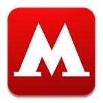 Программа для поездок в метро Pmetro