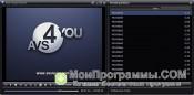 AVS Media Player скриншот 4