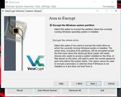 VeraCrypt скриншот 4