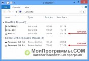 Скриншот SoftPerfect RAM Disk