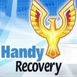 Программа для восстановления данных с флэшки Handy Recovery
