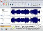 Free Audio Editor скриншот 3