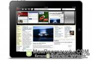 Opera для планшета скриншот 2