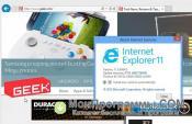 Скриншот Internet Explorer 11