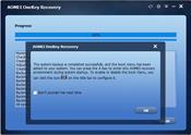 AOMEI OneKey Recovery скриншот 4