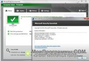 Microsoft Security Essentials для Windows 8 скриншот 4