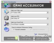 Mz Game Accelerator скриншот 4