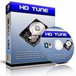 Программа для работы с жесткими дисками Hd tune