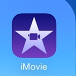 Программа для редактирования видео - iMovie