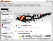 Shareaza скриншот 2