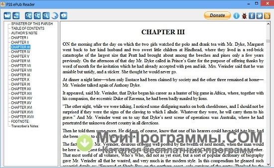 Reader download xp epub win