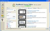 RealWorld Cursor Editor скриншот 1