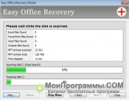 Easy Office Recovery скриншот 2