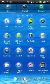 GO Launcher EX скриншот 1