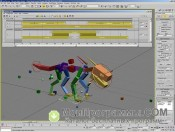 Wings 3D скриншот 2