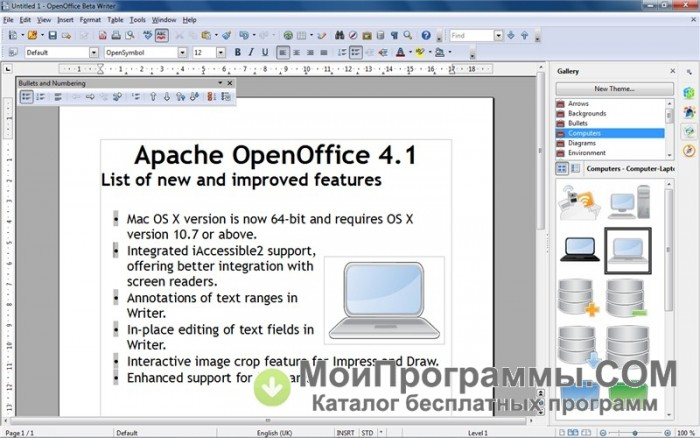 Apache openoffice windows - Open office 64 bit windows 8 ...