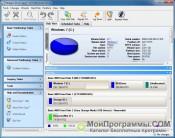 Скриншот Paragon hard disk manager