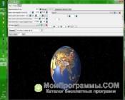 Скриншот Спутник