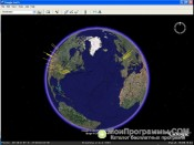 Google Earth скриншот 3