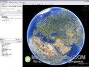 Google Earth скриншот 4