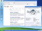 ReactOS скриншот 1