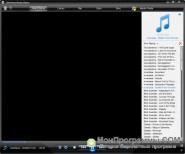 Windows Media Player скриншот 3