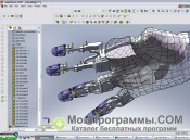 SolidWorks скриншот 1