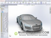 SolidWorks скриншот 4