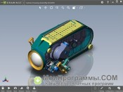 SolidWorks Viewer скриншот 1