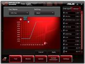 ASUS Fan Xpert скриншот 3