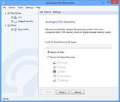 Auslogics File Recovery скриншот 2