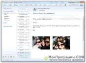 Windows Live Mail скриншот 2